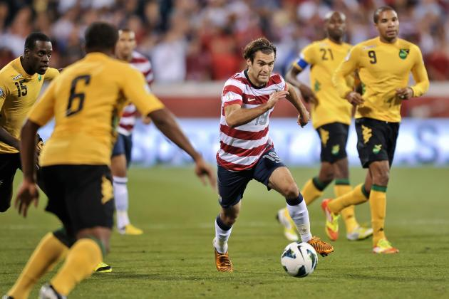 Graham Zusi: Why the U.S. Winger Might Be the Key to World Cup Qualification
