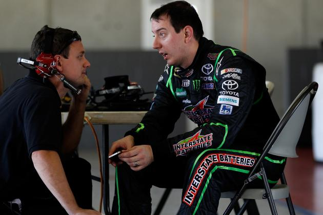 NASCAR Chase for the Cup 2012: Focus Shifts to 1.5-Mile Tracks
