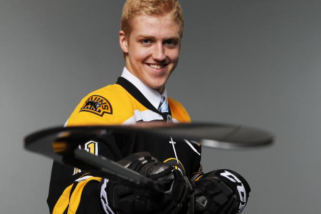 Boston Bruins 2012-13: Are Expectations Too High for Dougie Hamilton?