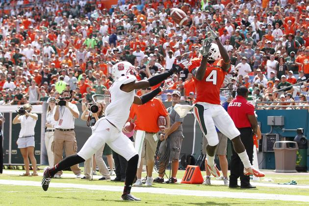NFL Draft Stock Report: What's Wrong with David Amerson?