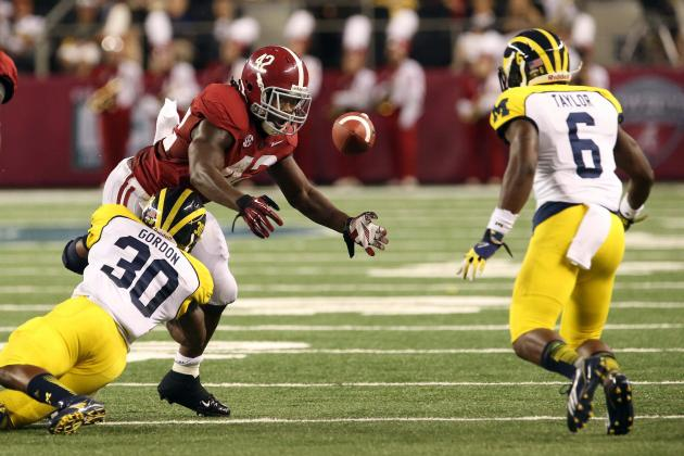 Alabama Football: Crimson Tide Must Hold On to Ball vs. Missouri