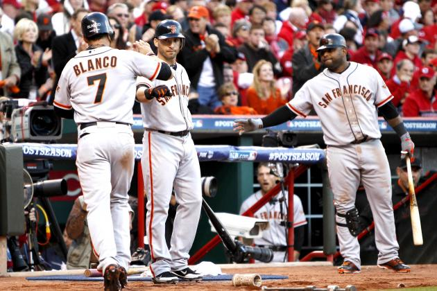 San Francisco Giants vs. Cincinnati Reds Game 3: Live Score, NLDS Analysis