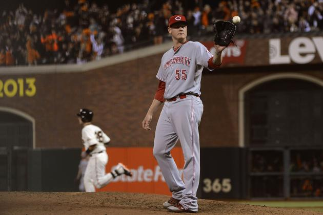 2012 NLDS: Can Mat Latos Come Up Clutch Again for the Reds in Game 4?