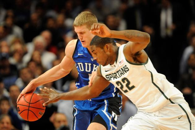 Michigan State Basketball: What a Healthy Branden Dawson Means to the Spartans