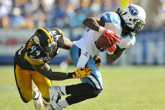 Pittsburgh Steelers vs. Tennessee Titans: Week 6 Thursday Night Fantasy Preview