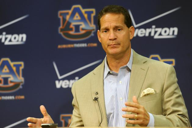Auburn vs Ole Miss: This, Not BCS Title Match, May Be Gene Chizik's Biggest Game