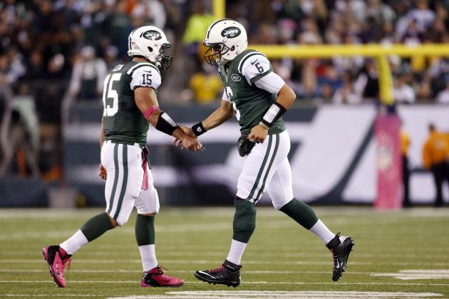 New York Jets: Why Sticking with Mark Sanchez Is the Only Way to Salvage Season