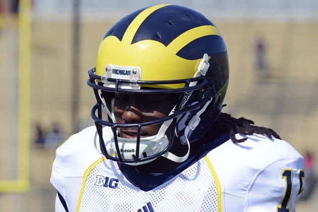 Michigan Football: Denard Robinson and Wolverines Will Roll over Fighting Illini