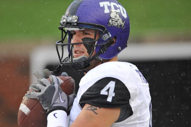 Report: TCU Quarterback Casey Pachall to Withdraw from School, Enter Rehab