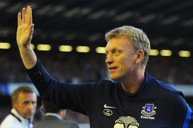 Everton: David Moyes Plays Down Chances, but Says Top 4 Is Real Possibility