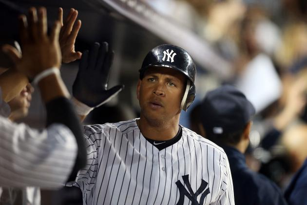 Alex Rodriguez: What Yankees Star and Big Bird Have in Common