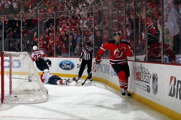 New Jersey Devils: What a Healthy Travis Zajac Means to the Team in 2012-13