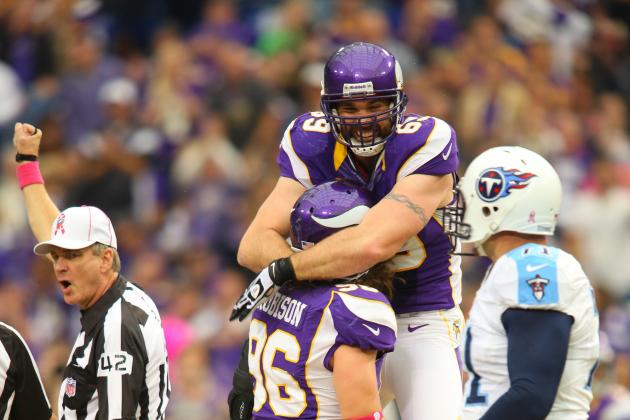 Minnesota Vikings Progress Report: Where Do They Stand Heading into Week 6?