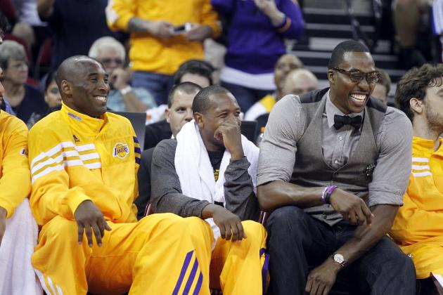 LA Lakers Must Be NBA's Best Defensive Team to Compete for Title