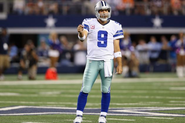 What Tony Romo Must Do to Remain Dallas Cowboys' Starting QB