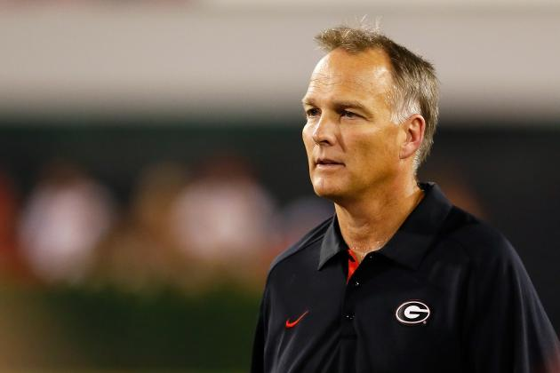 Mark Richt: Is Georgia's Richt an Embodiment of the Peter Principle in CFB?