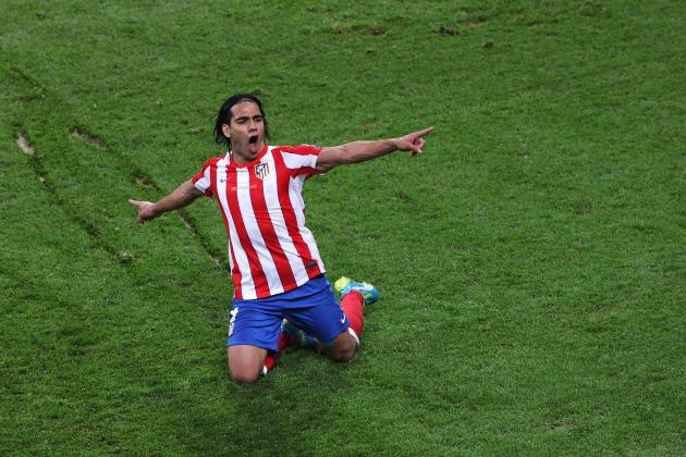 Bidding War to Break out Between Chelsea, Manchester City for Radamel Falcao?
