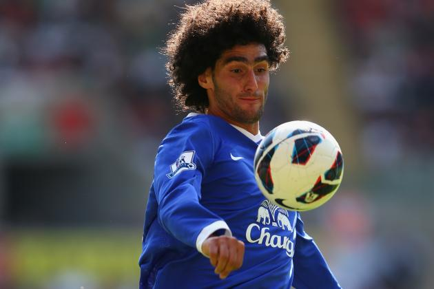 EPL: Will Marouane Fellaini's Injury See Everton Falter?