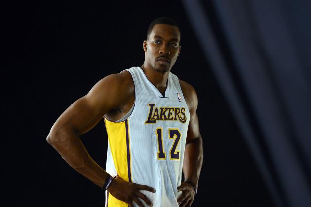 Breaking Down How Los Angeles Lakers Must Utilize Dwight Howard in the Post