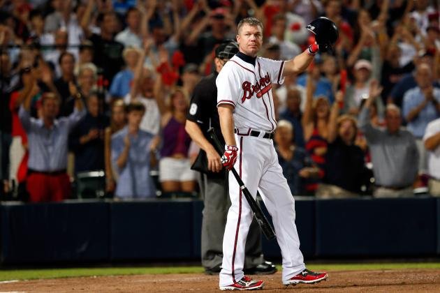 Chipper Jones: A Tribute to One of the All-Time Greatest Atlanta Braves