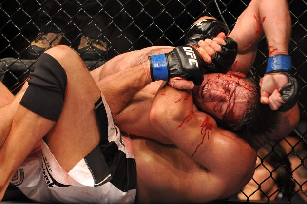 UFC 153 Predictions: Why Stephan Bonnar Is Not the Man to Beat Anderson Silva