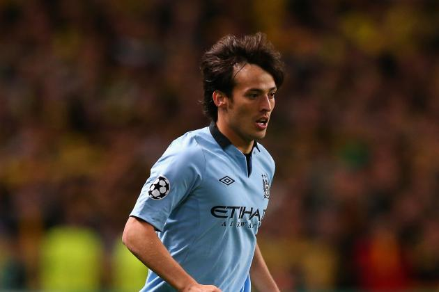 Gareth Barry and David Silva Are Key as Manchester City's Form Improves