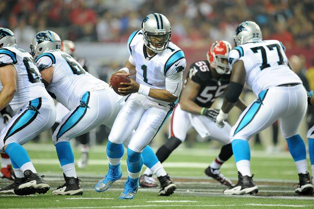 Cam Newton Tough on Himself, but How Much Blame Do Teammates Deserve?