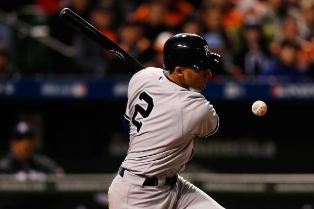 New York Yankees' Derek Jeter Tops Annual MLB 'Popularity Contest'