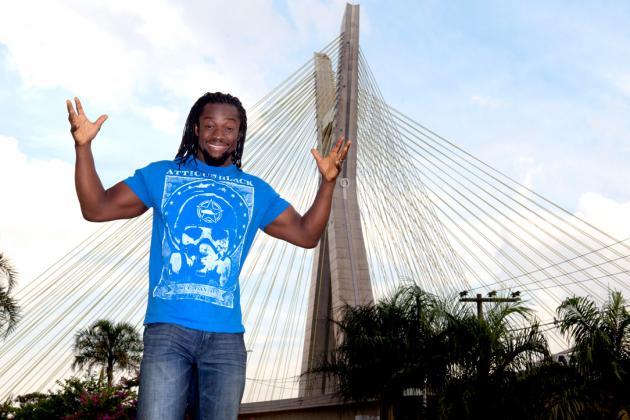 WWE: Kofi Kingston, Ricky Steamboat & the Age of the Big-Time Baby Face