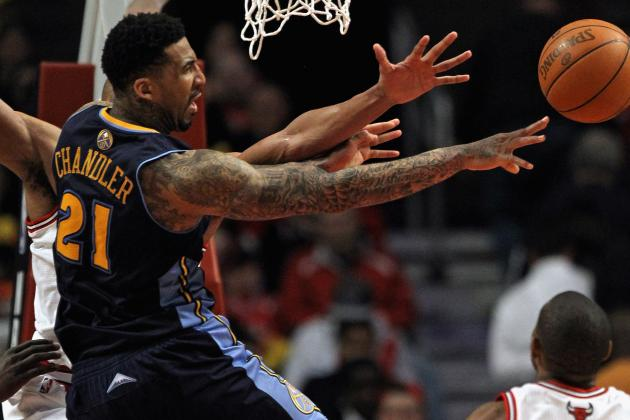 Wilson Chandler of Denver Nuggets Hoping for Rebound Season