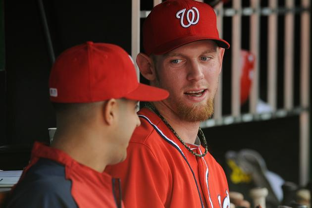 Nationals Sure Could Use Strasburg