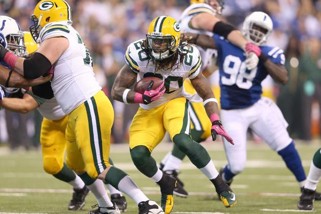 Alex Green: Packers RB Is Not Worth Fantasy Roster Spot