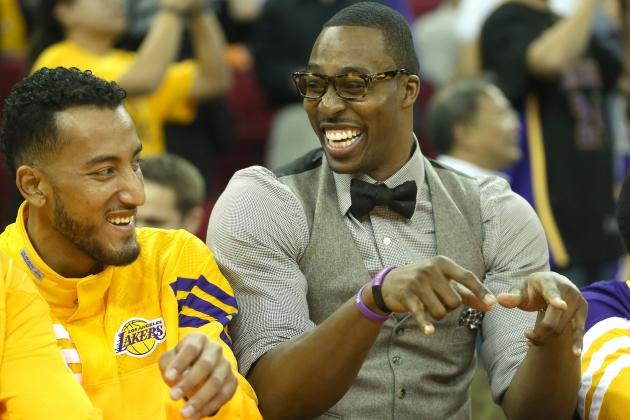 Dwight Howard: Lakers Should Avoid Rushing D12 Back Despite Contact Clearance