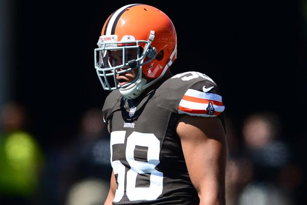 Browns Waive DE Marcus Benard from Injured Reserve, Cut LB Benjamin Jacobs