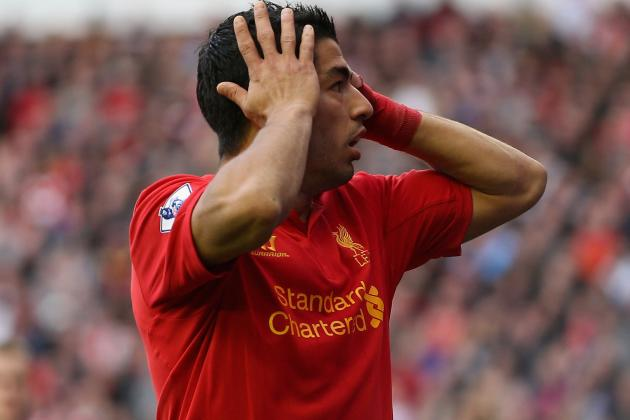 Debate: Is Luis Suarez a 'Diver' or Just a Victim of Bad Press?
