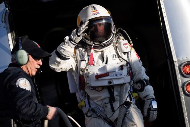 Red Bull Stratos: Jump Cancellations Should Be Sign for Felix Baumgartner