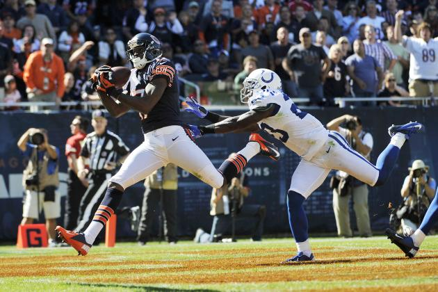 Alshon Jeffery: Fantasy Replacements for Bears' Breakout WR