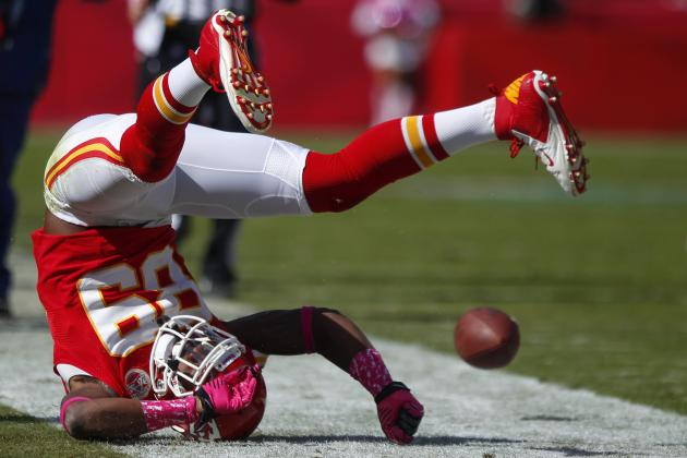 Kansas City Chiefs Progress Report: Where Do They Stand Heading into Week 6?