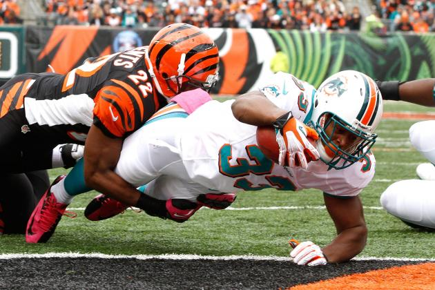 So Far, Miami Dolphins Are Long Shot in Short-Yardage Situations