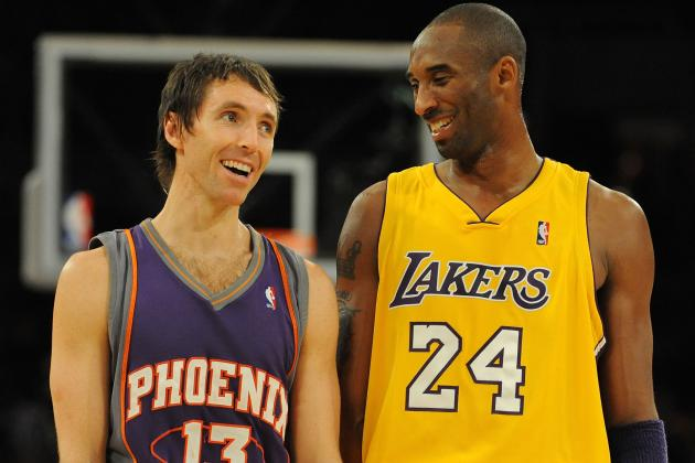 Kobe Bryant: Lakers Star Must Give Control of Team's Offense to Steve Nash