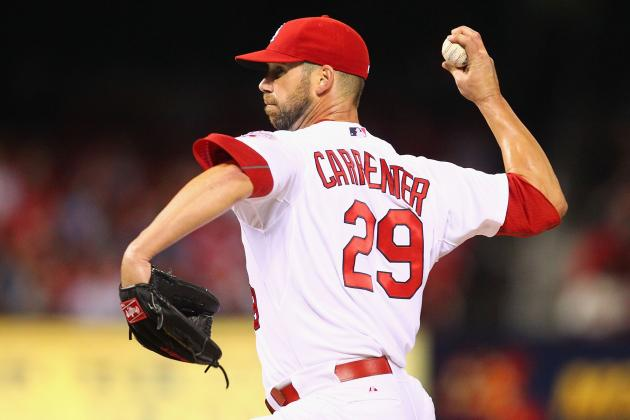 Chris Carpenter Will Dominate Nationals and Help Cardinals Take Control of NLDS