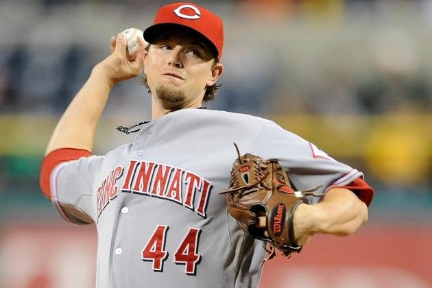 MLB Playoffs 2012: Mike Leake to Start Game 4 of NLDS for Reds