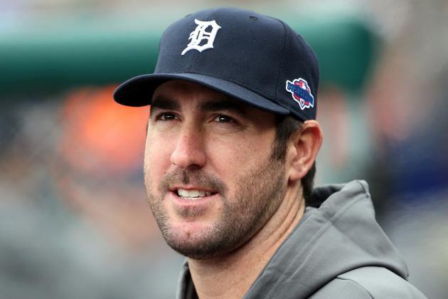 Justin Verlander: Tigers Ace Makes Detroit Heavy ALDS Favorites