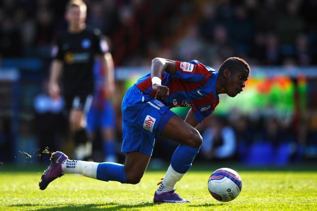 Arsenal Transfer Rumors: Wilfried Zaha Is Solid Target If Theo Walcott Departs
