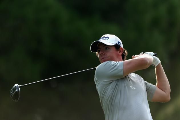 World Golf Final 2012: Day 2 Results and Analysis