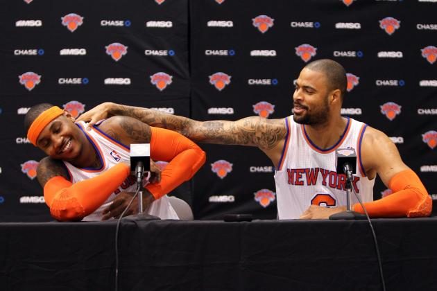 Knicks Don't Care That Nets Favored to Have Better Season