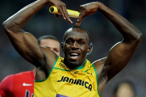 Usain Bolt Approached in Connection with Roles in Unnamed Action Movies