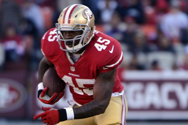 Why the San Francisco 49ers Must Activate Brandon Jacobs in Week 6
