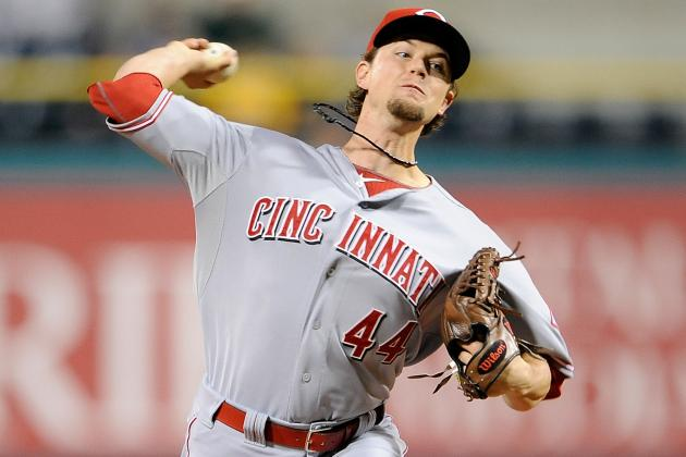 MLB Playoffs: Why Mike Leake Can Win NLDS for Cincinnati Reds