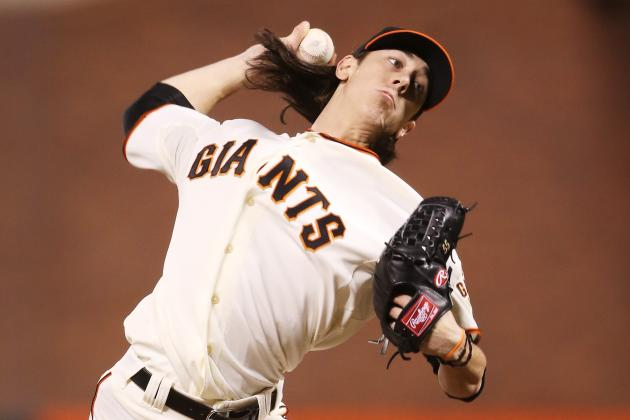 2012 NLDS: Can the Giants' Pitching Formula Work Without Tim Lincecum?